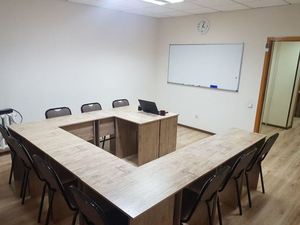 Учебный центр Ташкент